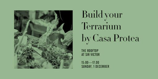 Bild Your Terrarrium by Casa Protea The Rooftop at Sir Victor
