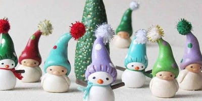 JUZIARTS Children's Art Workshop (15/12) 12:00-14:00