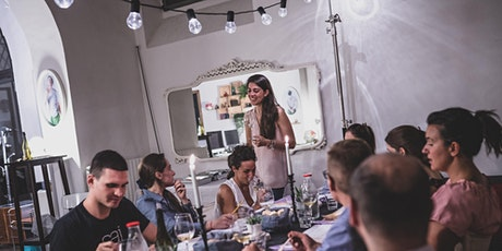 WINE WORKSHOP: South Africa meets Italy entradas