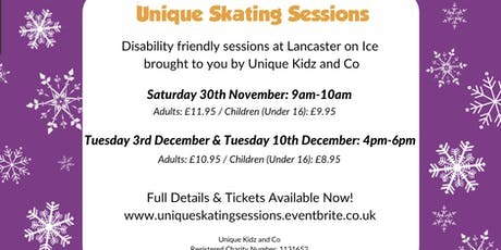 Unique Skating Sessions! tickets