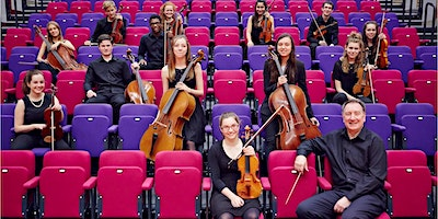Lunchtime Concert - Junior Guildhall String Ensemb