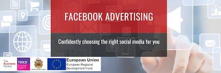 Facebook Advertising | Friday 13th December at 9.30am