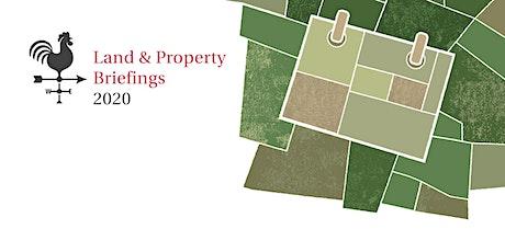 Ipswich Land & Property Briefing tickets