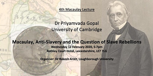 4th Macaulay Lecture