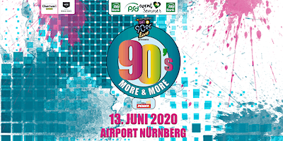MORE AND MORE 90's Festival