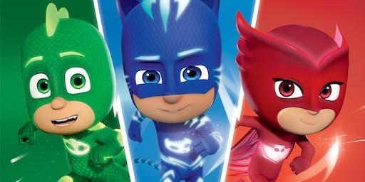 PJ Masks - Be a Hero Tour