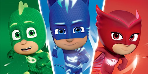 PJ Masks - Be a Hero Tour