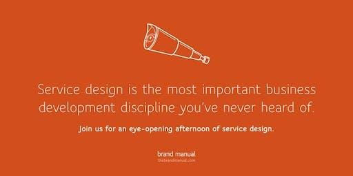 Introductie tot Service Design:  Leer in de schoenen van je klant te staan