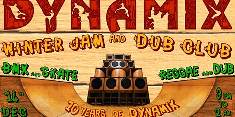 Dynamix Winter Jam and Dub Club tickets