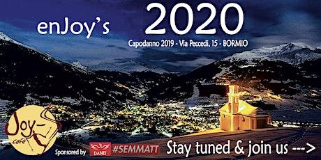 New Year's Eve - enJOY'S 2020 Bormio! biglietti