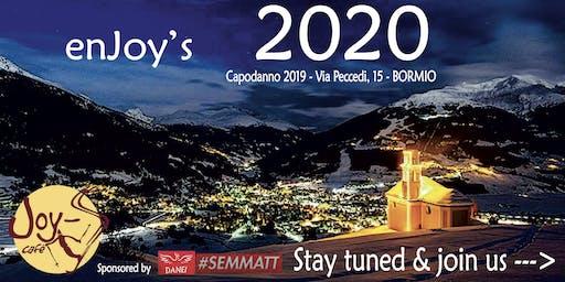 New Year's Eve - enJOY'S 2020 Bormio!