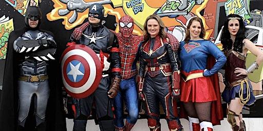 New Years Superhero Brunch