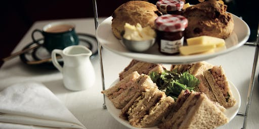 Christmas Afternoon Tea for Two!