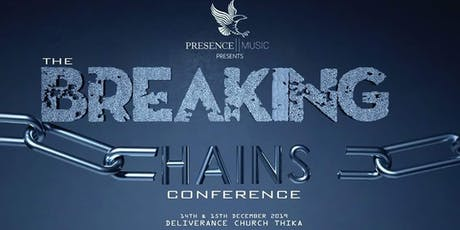 BREAKING CHAINS CONFERENCE 2019 tickets