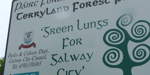 Extinction, Celtic Tree Alphabet & Nature Walk with  Gordon D'Arcy