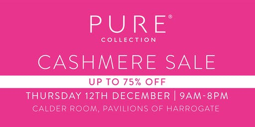 Pure Collection Cashmere Sale