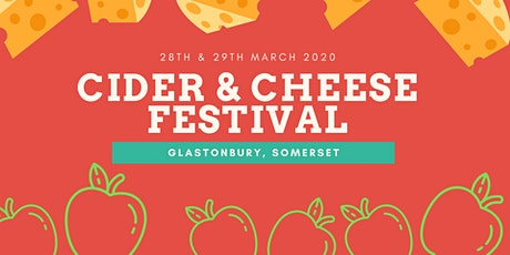 Cider & Cheese Festival tickets