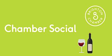 Chamber wine tasting social  tickets