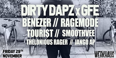 Dirty Dapz x GFE - Flat House Productions tickets