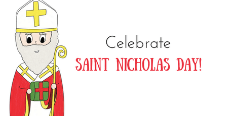 Our Lady of Mercy's Moms & Tots Crafts & Story-Time: St. Nicholas! tickets