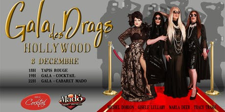 Le Gala des Drags 2019- Hollywood tickets