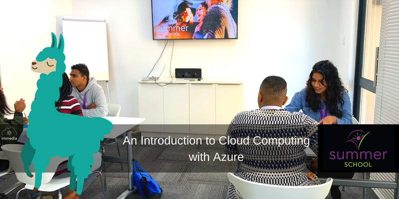 Summer School Open Night: An Introduction to Cloud Computing with Azure