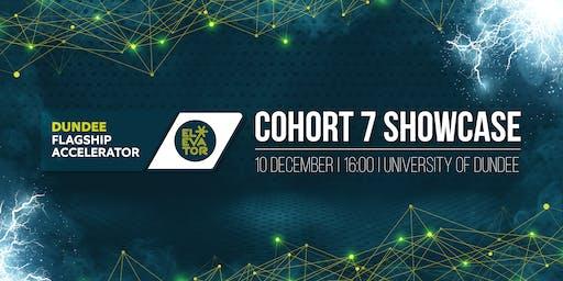 Dundee Accelerator - Cohort 7 Showcase