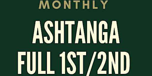 Ashtanga Workshops