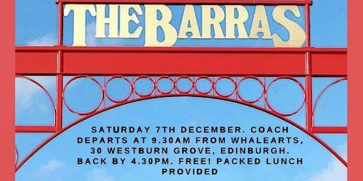 Christmas Coach Trip  to  Barrowland's Market in Glasgow