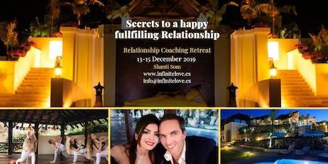 Relationship Coaching Weekend Retreat tickets