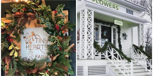 Deck the Halls: A Wreath Workshop