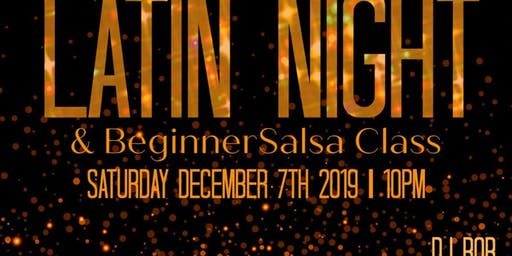 Latin Night at DiVino