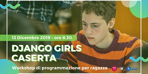 Django Girls Caserta