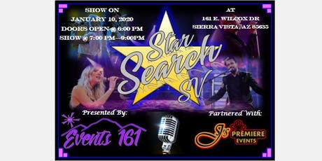 Star Search SV tickets