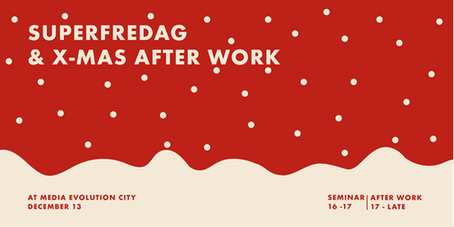 "Superfredag Seminar 13/12 ""How to make 2020 better than 2019!"" with Telavox"