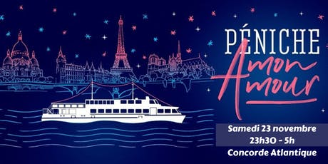 ★International Boat Party / Samedi 23 novembre/ Concorde Atlantique ★ billets