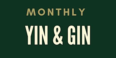 Gin Yin Yoga Workshop tickets