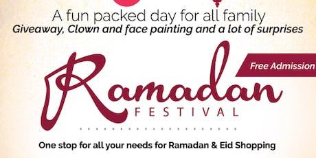 Toronto Ramadan Festival tickets