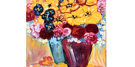 Flower Frenzy - Boardwalk Bar tickets
