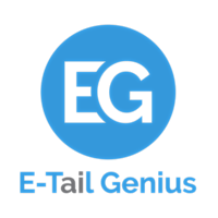 E-Tail Genius logo
