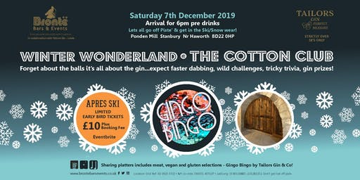 Apres Ski Winter Wonderland @ the Cotton Mill Club