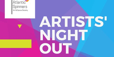 Artists' NIGHT OUT tickets