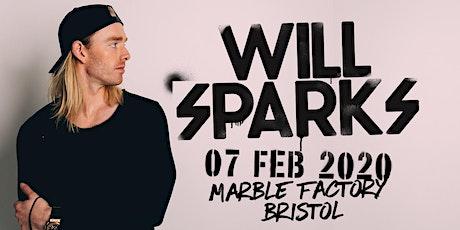 Will Sparks, Bristol tickets