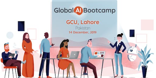 Global AI Bootcamp 2019 - Lahore