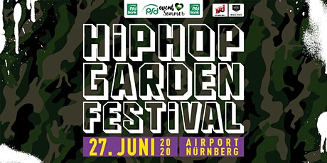 HipHop Garden Festival 2020 I Nürnberg (Germany) Tickets