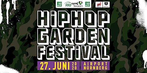 HipHop Garden Festival 2020 I Nürnberg (Germany)
