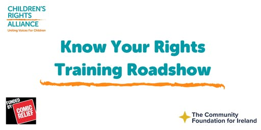 Know Your Rights Roadshow: Rights of refugee children and children in the protection process