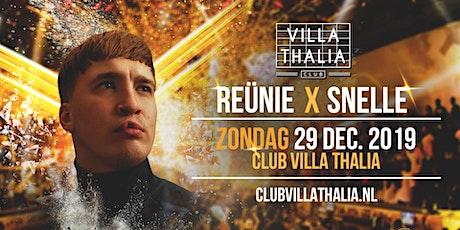 Club Villa Thalia Reünie X Snelle Live tickets