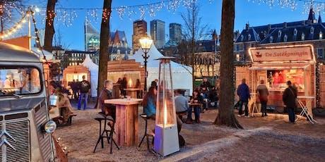 Burgers & Buitenlui: via het strand naar de kerstmarkt in Den Haag! #36 tickets