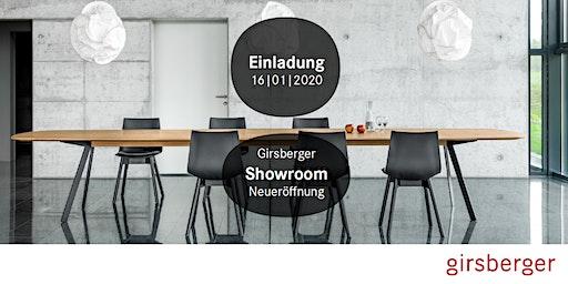 Neueröffnung Girsberger Showroom Meerbusch
